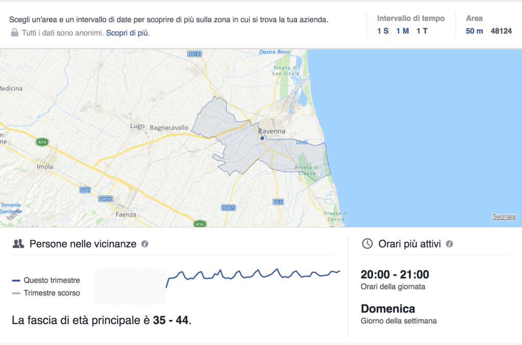 facebook local insights come usarli