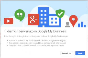 Google + diventa My Business e introduce le Statistiche Insights