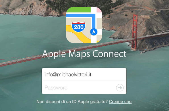 Hai già rivendicato la tua Apple Map?