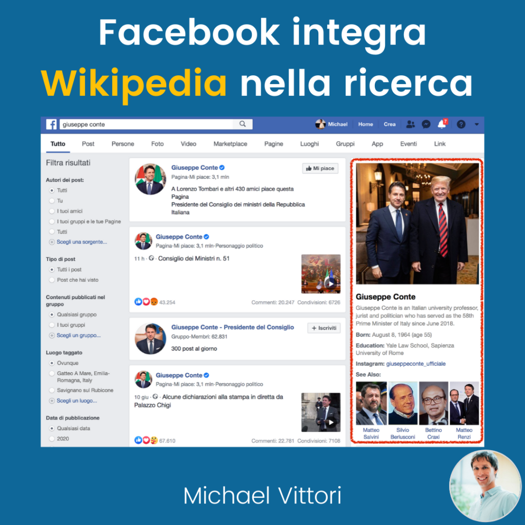facebook integra wikipedia