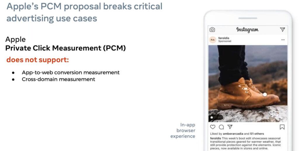 apple private click measurement