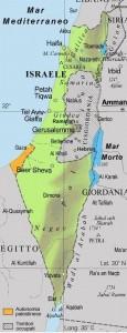 Cartina Politica Israele E Palestina Oggi.Storia Conflitto Israelo Palestinese Questione Palestinese
