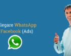 Come collegare WhatsApp a Facebook e Instagram e creare inserzioni che portano in chat