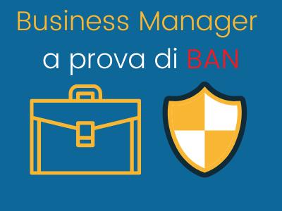 corso business manager facebook