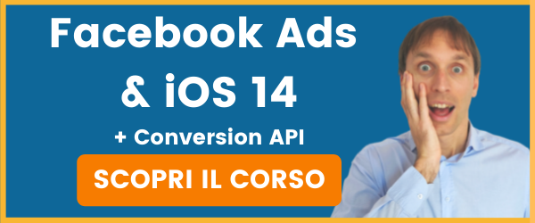 corso facebook ads ios14 conversion api