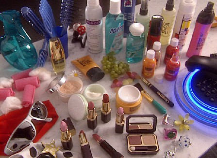 Cosmetics Wallpaper Cosmetics Background Desktops   Beauty and Make up