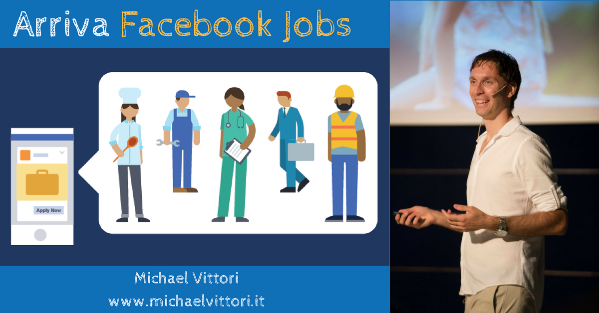 Facebook Jobs sfida LinkedIn