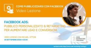 consulente campagne facebook ads