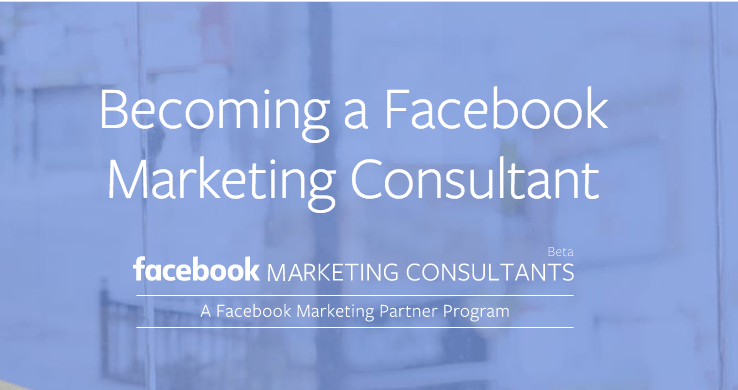 facebook marketing partner program