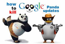 come uscire da penalizzazione google panda