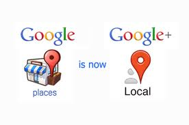 google places business