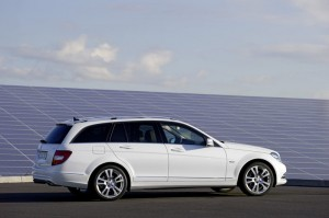 mercedes c 2011 station wagon