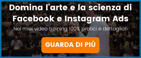 corsi online facebook ads