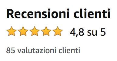 recensioni amazon