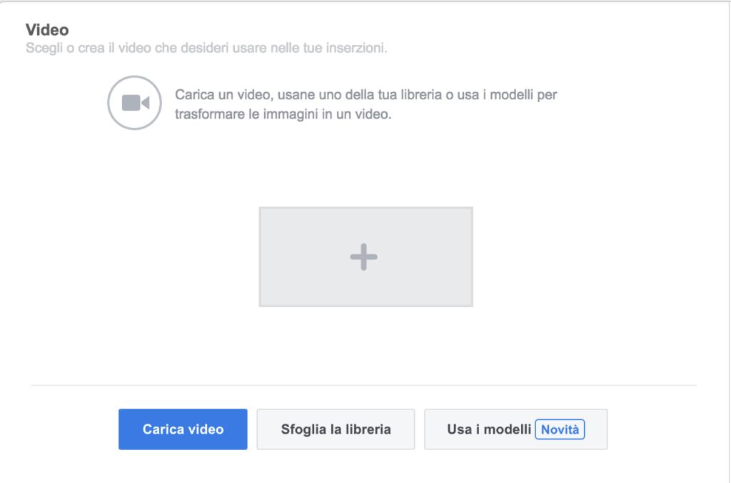 template video ads facebook