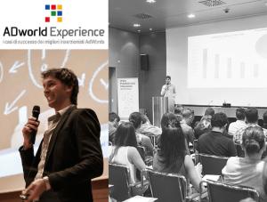 michael vittori relatore adworld experience